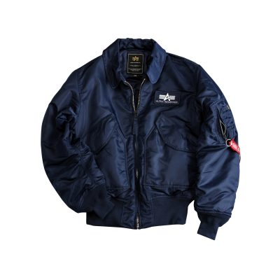 Alpha CWU 45 Flight Jacket