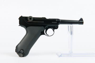 Airsoftpistol P08 Vollmetal
