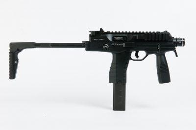 Airsoft Machinegun, GBB, MS, MP9 A1, B-T, black