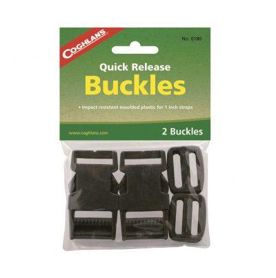 Buckles quick release