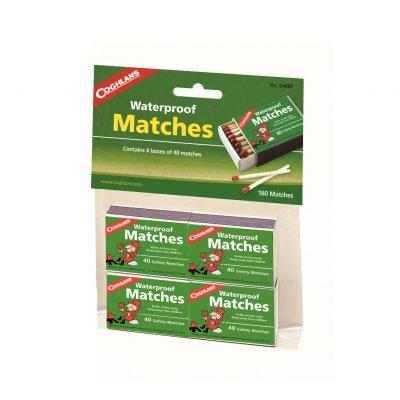 Matches waterproof
