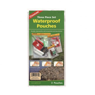 Pouches waterproof 3st
