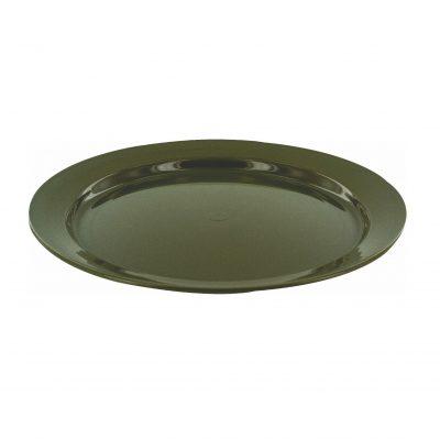 Flat Plate Olive 24cm