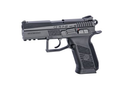 Airsoftpistol, GBB, MS, CO2, CZ 75 P-07 DUTY