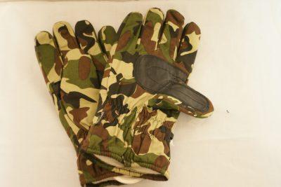 Handschoenen Camouflage