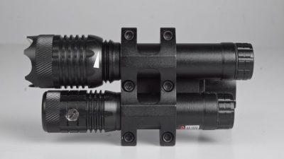 Hawke Tactical Combo Kit (Red Laser/LED)