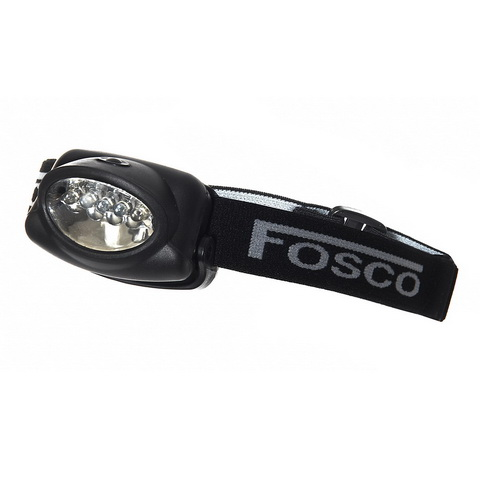 Hoodlamp 5 LED