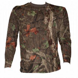 T-shirt TreeDeep Long Sleeved