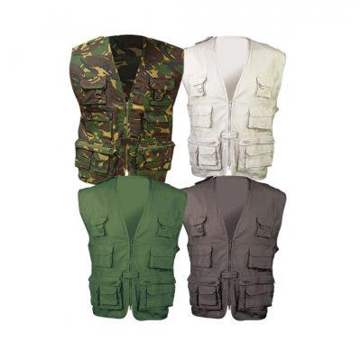 Multi-Purpose Waist Coat