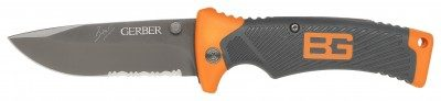 Gerber BG Folding Sheath Knife