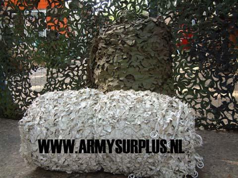 Camouflage Netten