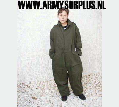 Overall Groen Leger NL